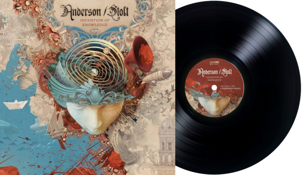 """Anderson/Stolt – """"Invention Of Knowledge""""<br>24. Lipnja – 2016."""