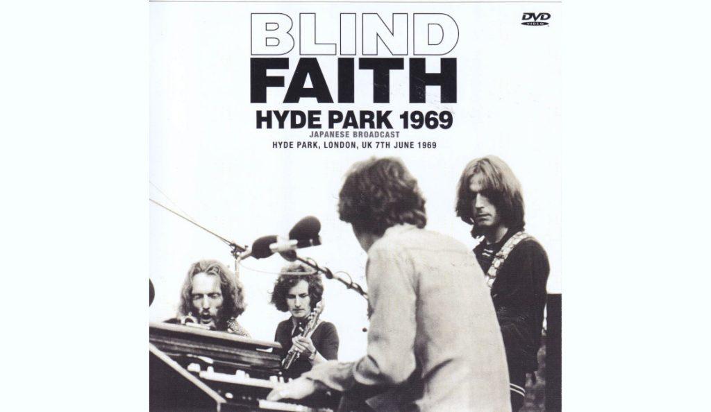 Blind Faith – Hyde Park!<br>07. Lipnja – 1969.