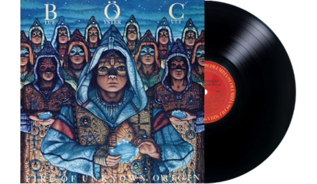 "Blue Öyster Cult – ""Fire of Unknown Origin""<br>22. Lipnja – 1981."
