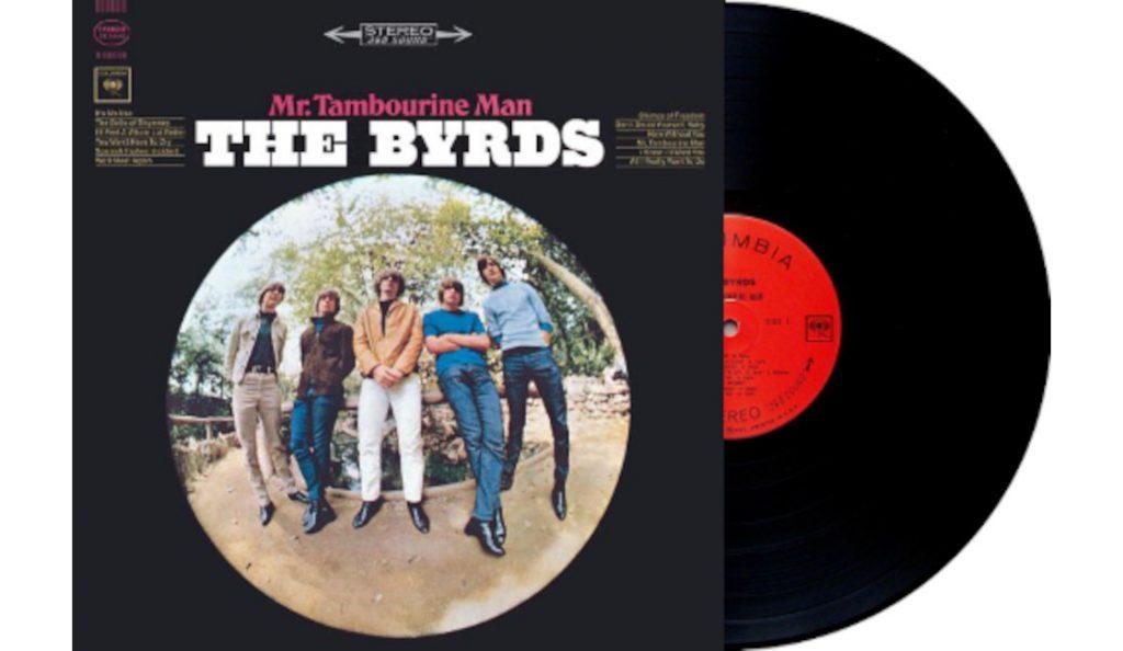 """The Byrds – """"Mr. Tamburine Man""""<br>21. Lipnja – 1965."""