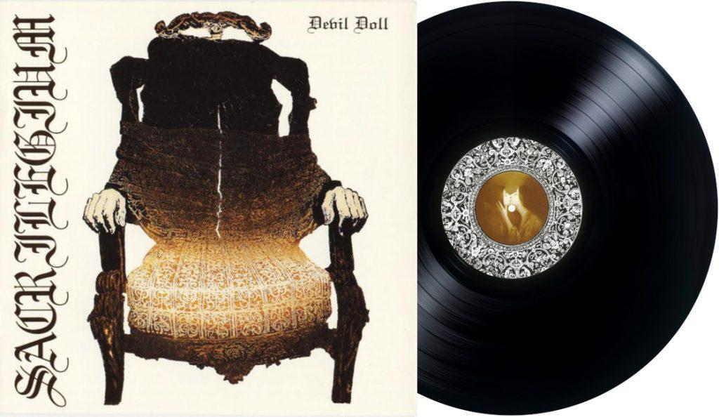 """Devil Doll – """"Sacrilegium""""<br>Svibanj – 1992."""