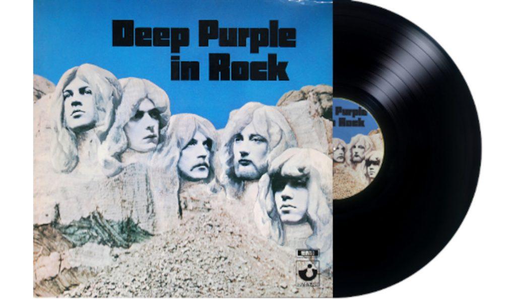 "Deep Purple – ""In Rock""<br>05. Lipnja – 1970."