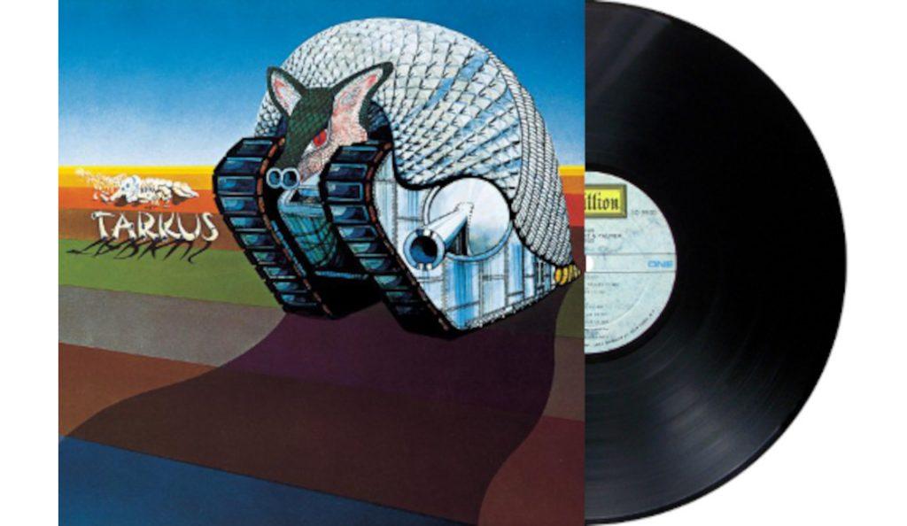 "Emerson, Lake & Palmer – ""Tarkus""<br>11. Lipnja – 1971."