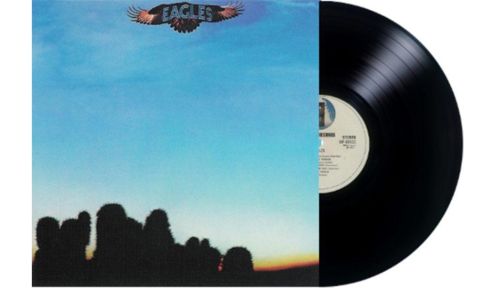 """The Eagles – """"The Eagles""""<br>01. Lipnja – 1972."""