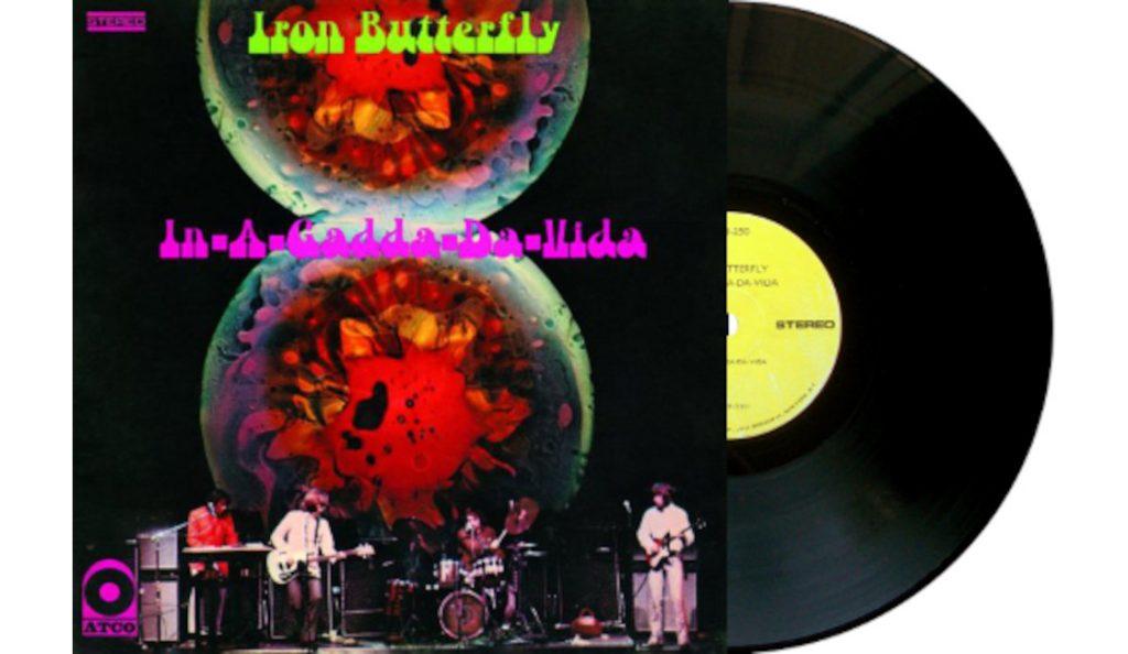 """Iron Butterfly – """"In-A-Gadda-Da-Vida""""<br>14. Lipnja – 1968."""