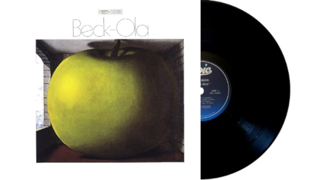 "Jeff Beck – ""Beck-Ola""<br>10. Lipnja – 1969."