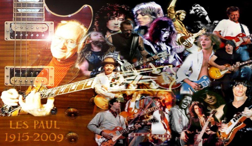 Koncerti u čast Les Paula!<br>18. Lipnja – 2006.