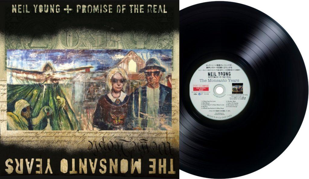 "Neil Young  – ""The Monsanto Years""<br>29. Lipnja – 2015."