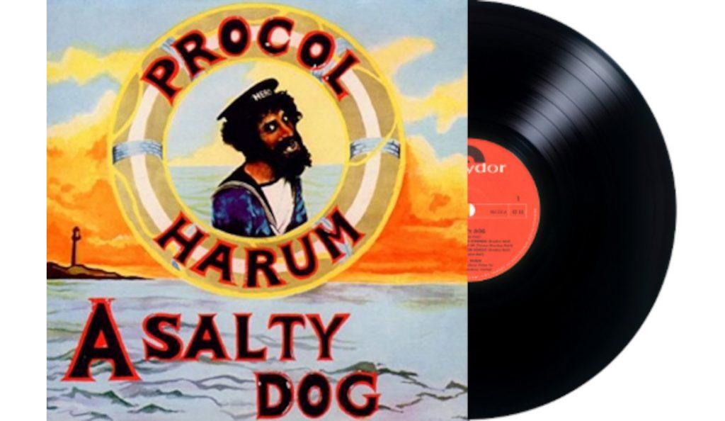 "Procol Harum – ""A Salty Dog""<br>10. Lipnja – 1969."