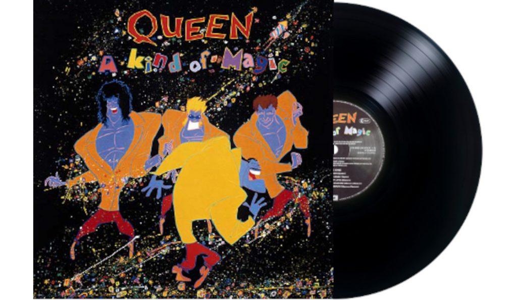 """Queen – """"A Kind of Magic""""<br>02. Lipnja – 1986."""