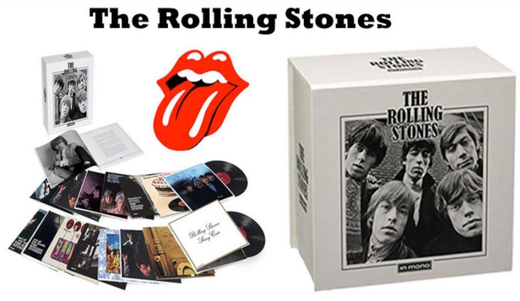 The Rolling Stones – Vinyl Box Set (1971 to 2016)<br>15. Lipnja – 2018.