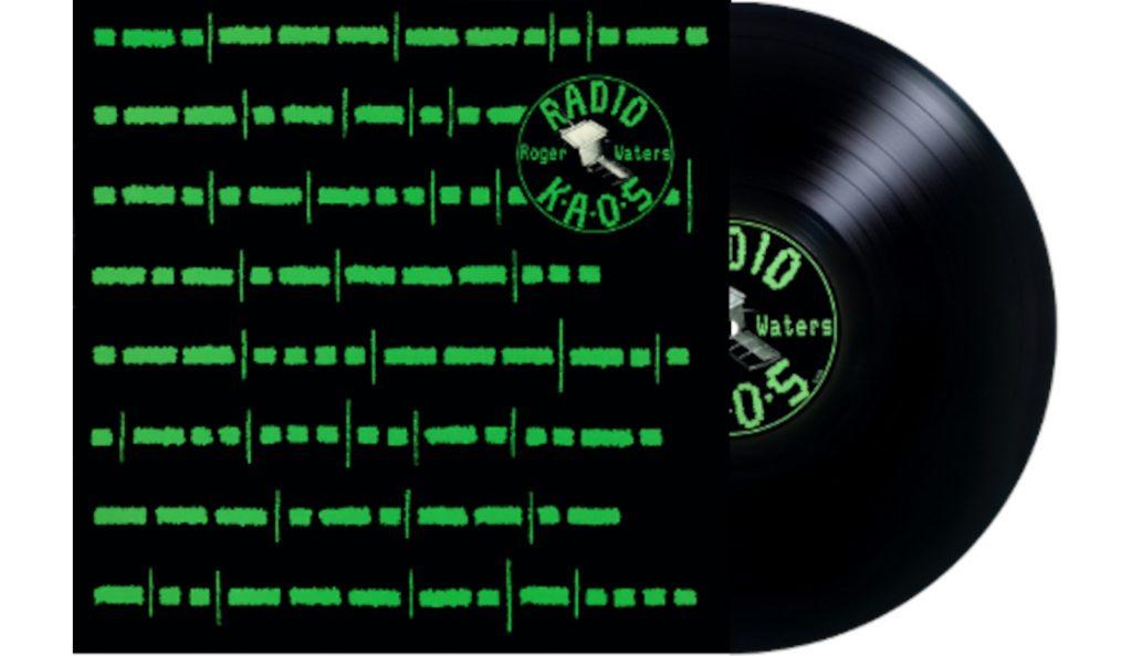 "Roger Waters – ""Radio K.A.O.S.""<br>15. Lipnja – 1987."