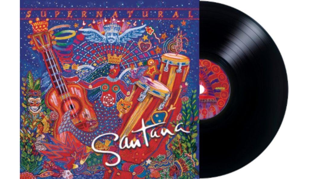 "Santana – ""Supernatural""<br>15. Lipnja – 1999."