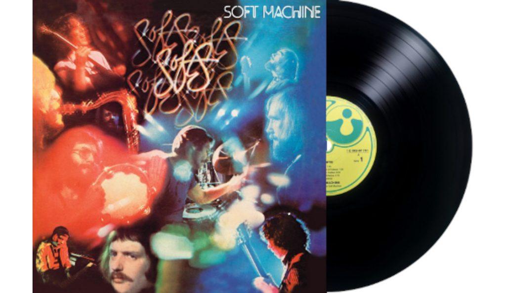 "Soft Machine – ""Softs""<br>25. Lipnja – 1976."