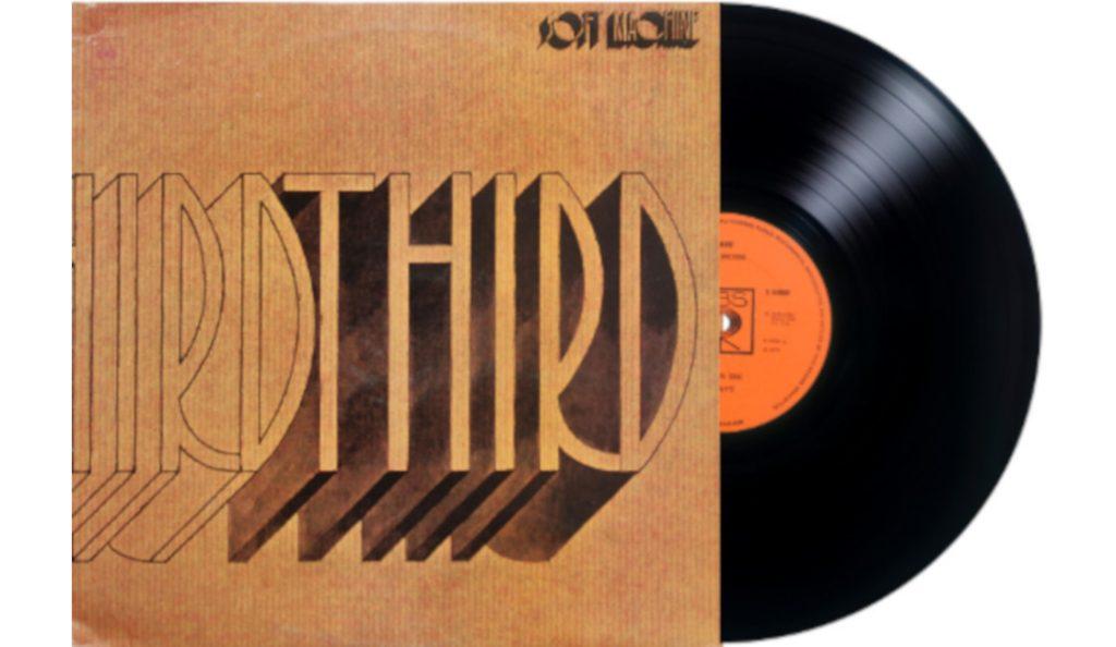 "Soft Machine – ""Third""<br>06. Lipnja – 1970."