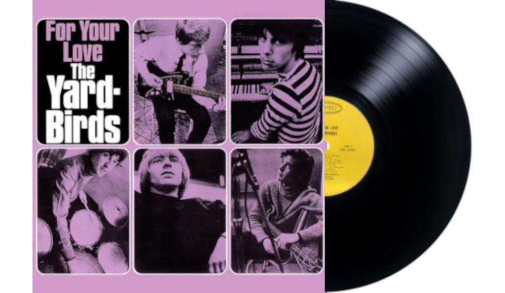"The Yardbirds – ""For Your Love""<br>Srpanj – 1965."
