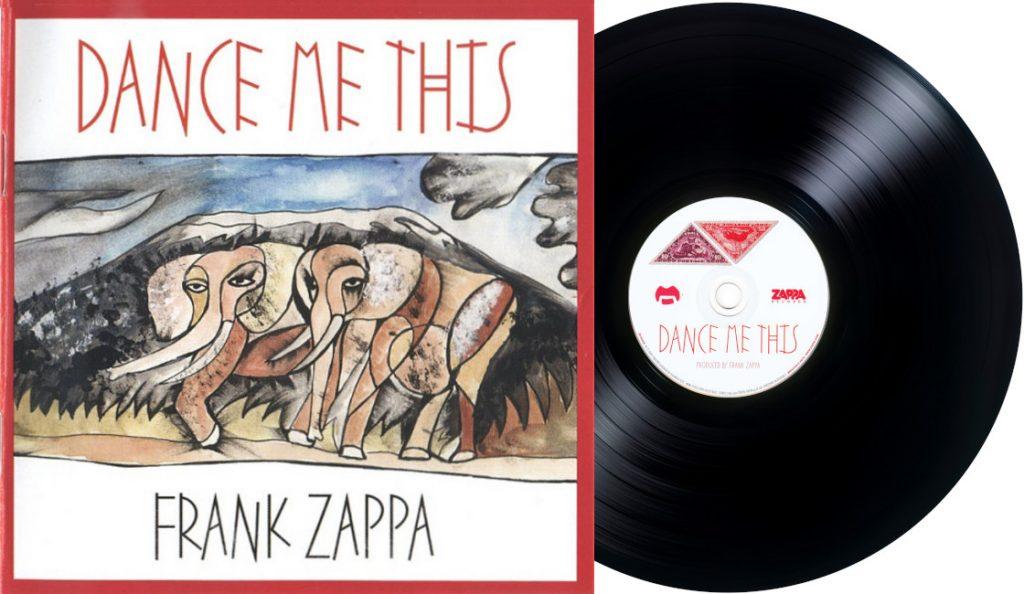 """Frank Zappa – """"Dance Me This""""<br>Lipanj – 2015."""