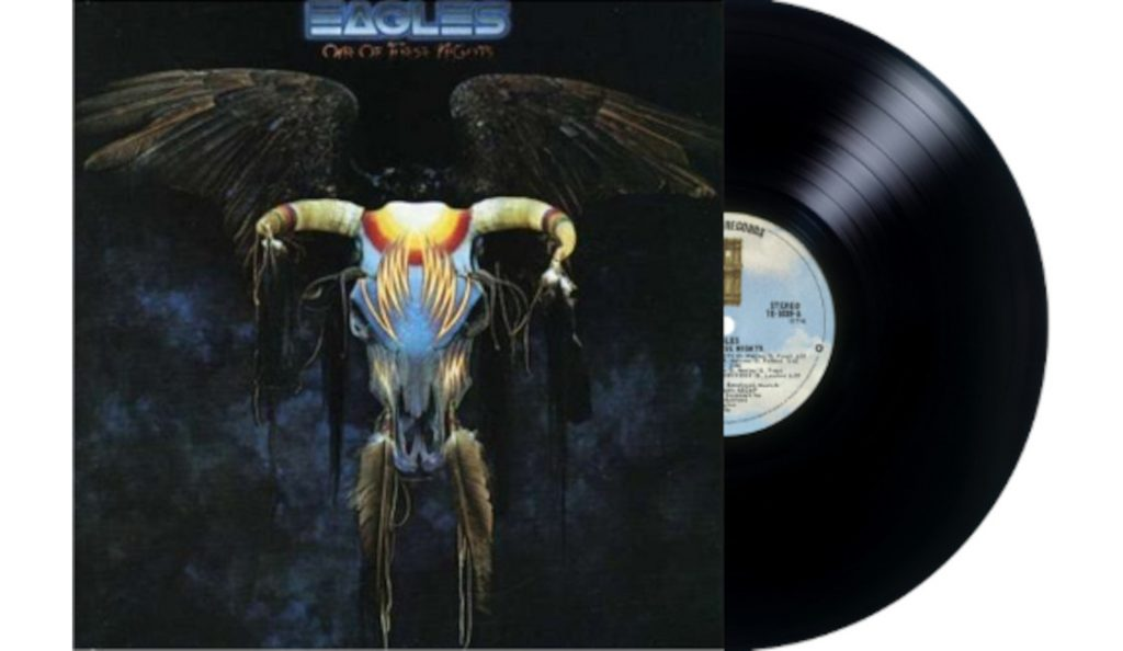 """The Eagles – """"One of These Night""""<br>10. Lipnja – 1975."""
