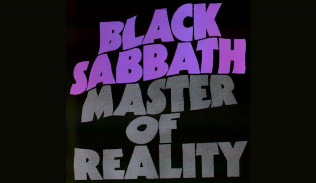 "Black Sabbath – ""Master of Reality""<br>21. Srpnja – 1971."