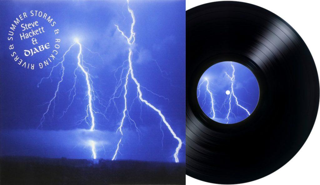 "Steve Hackett & Djabe – ""Summer Storms & Rocking Rivers""<br>14. Srpnja – 2017."