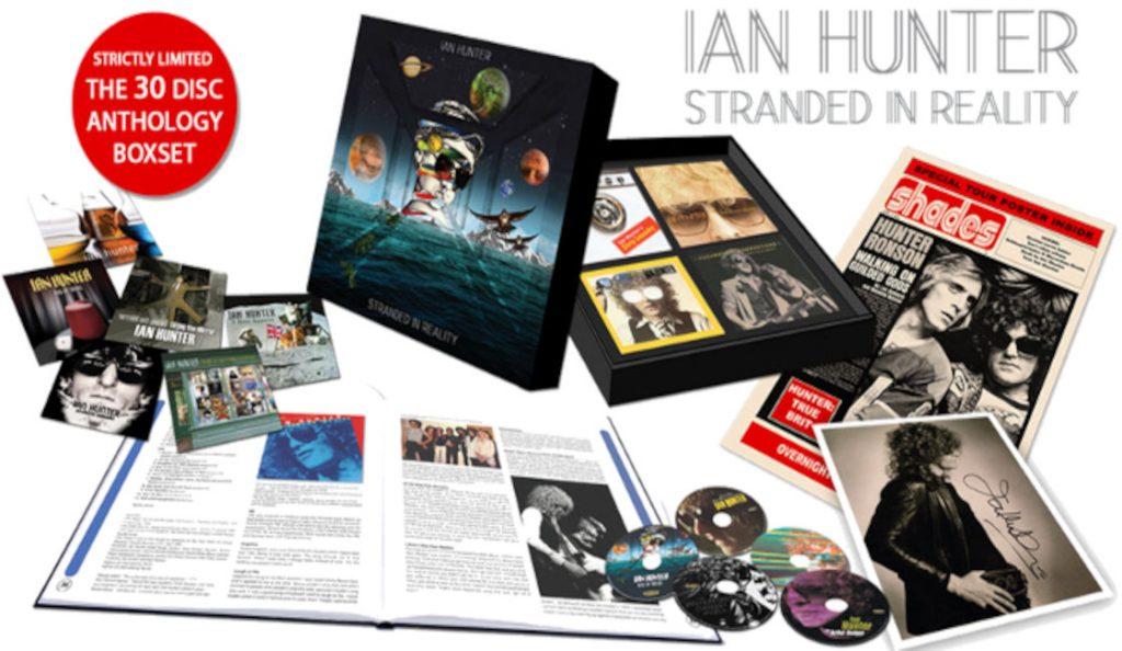 """Ian Hunter – """"Stranded In Reality""""<br>29. Srpnja – 2016."""