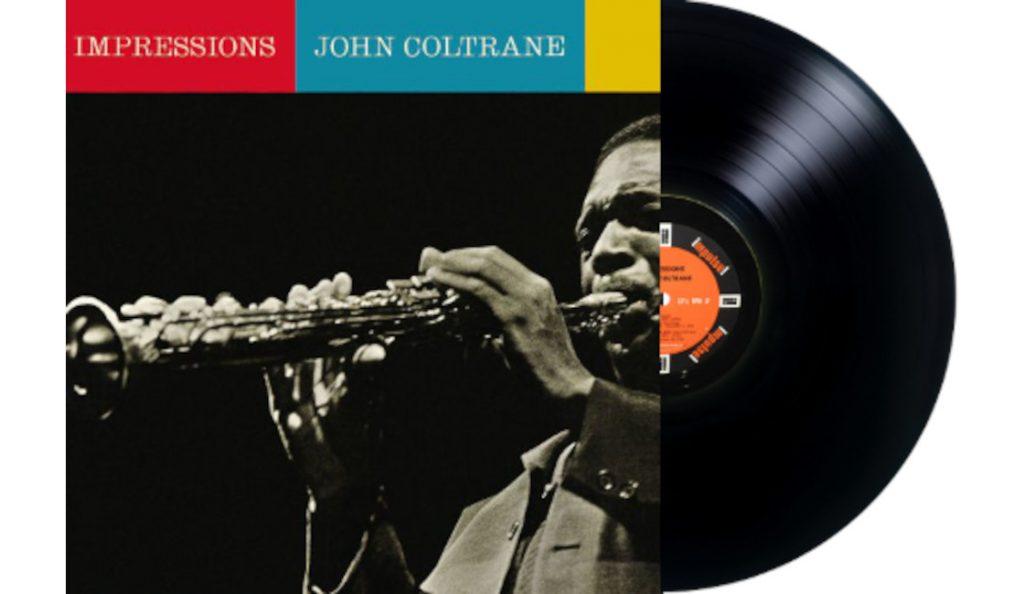 "John Coltrane – ""Impressions""<br>04. Srpnja – 1963."