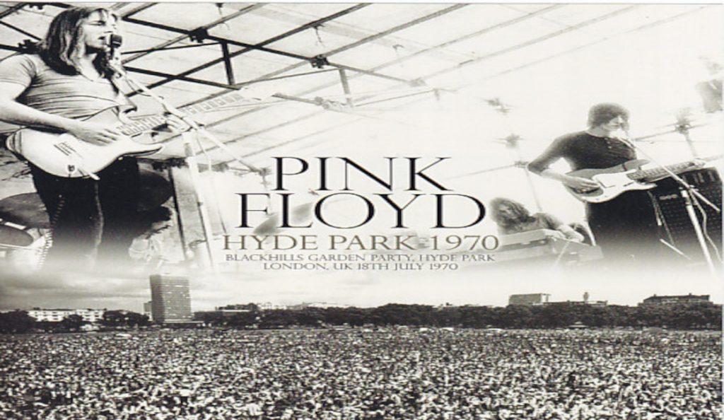 """Pink Floyd – """"Atom Heart Mother"""" / Live Hyde Park 1970.<br>18. Srpnja – 1970."""