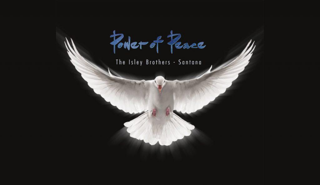 "Santana & Isley Brothers – ""Power Of Peace""<br>28. Srpnja – 2017."