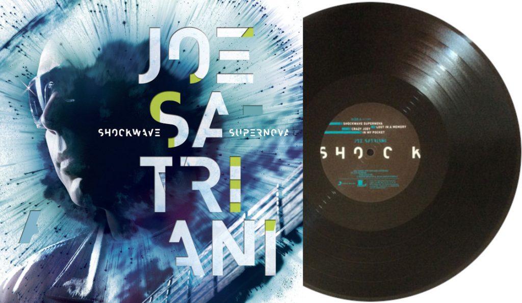 """Joe Satriani – """"Shockwave Supernova""""<br>24. Srpnja – 2015."""