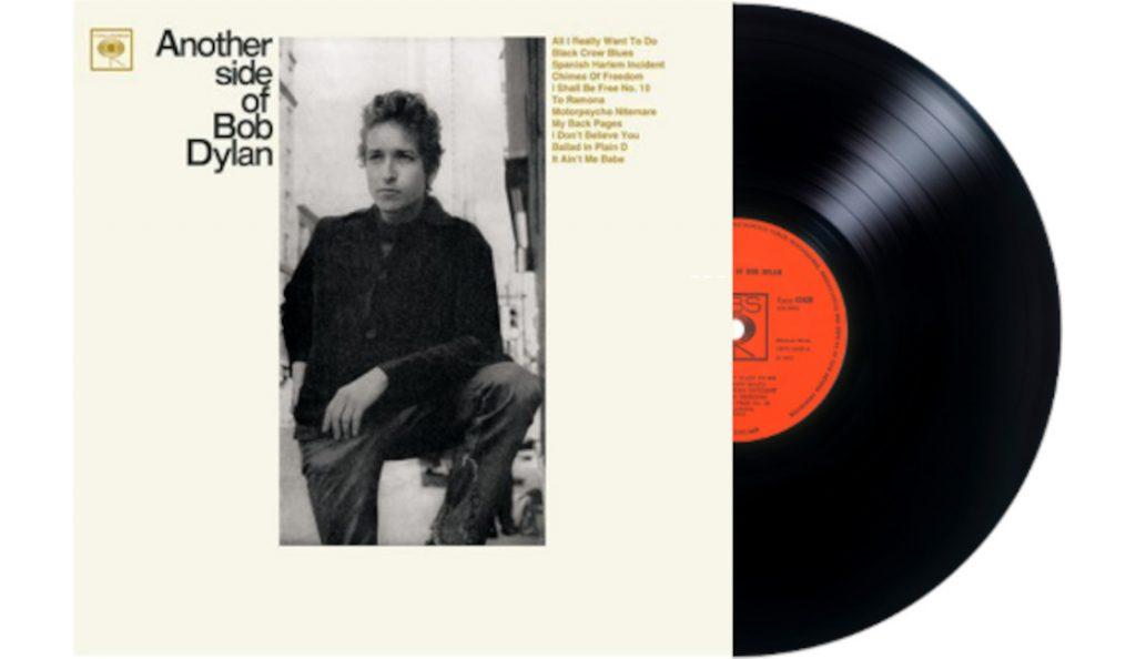"Bob Dylan – ""Another Side Of Bob Dylan""<br>08. Kolovoza – 1964."