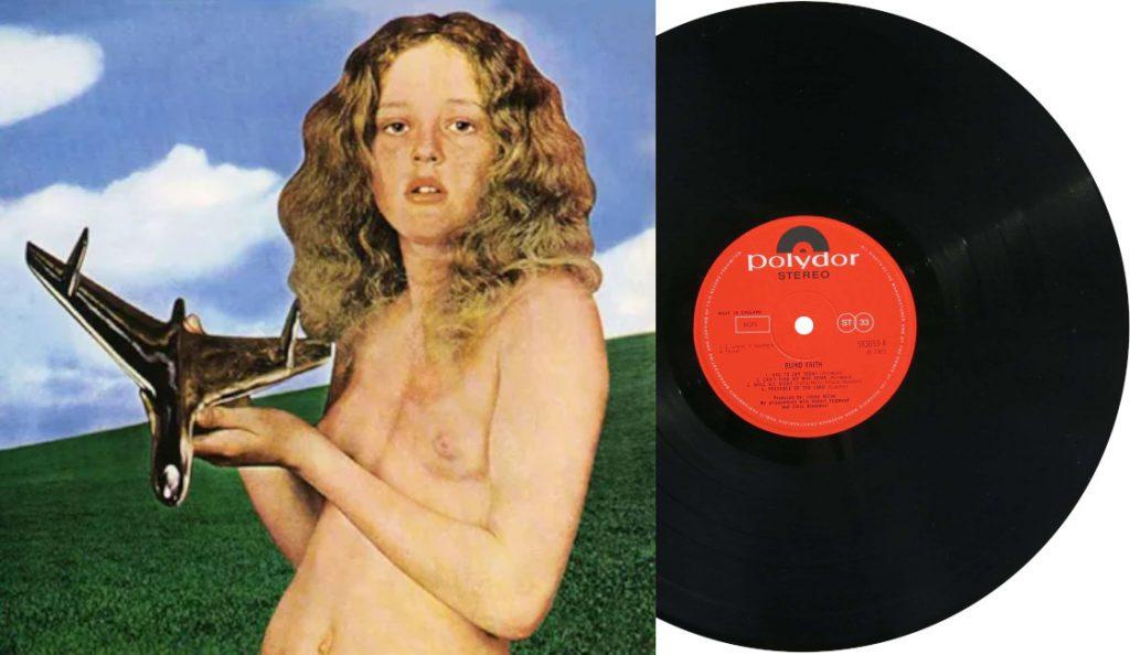 """Blind Faith – """"Blind Faith""""<br>09. Kolovoza – 1969."""