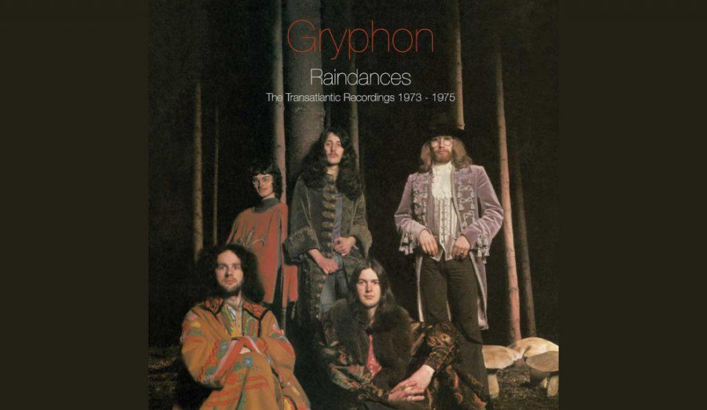 "Gryphon – ""Raindances: The Transatlantic Recordings 1973-1975""<br>24. Kolovoza – 2018."