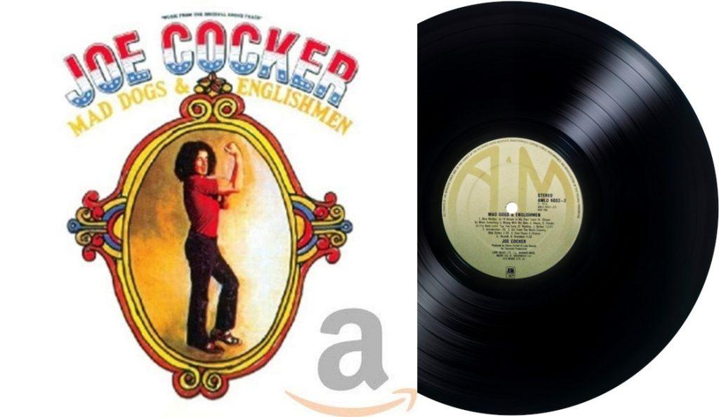 "Joe Cocker – ""Mad Dogs & Englishmen""<br>10. Kolovoza – 1970."