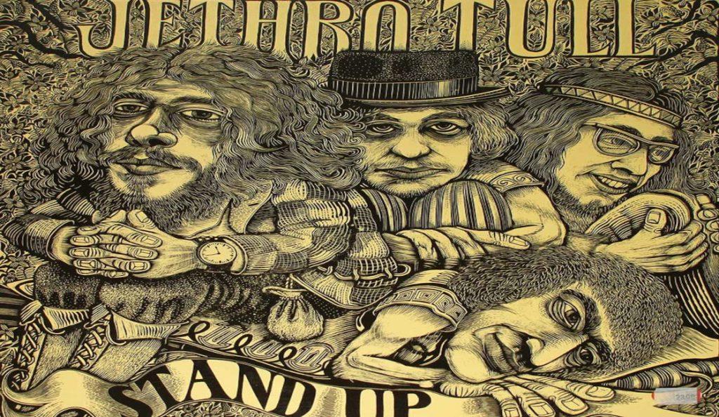 "Jethro Tull – ""Stand Up""<br>25. Srpnja – 1969."