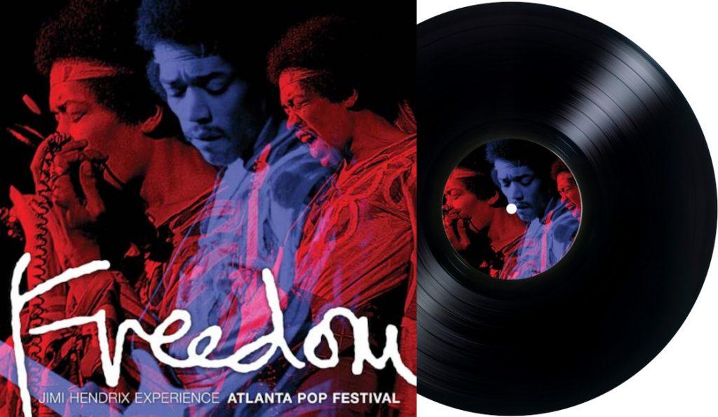 "Jimi Hendrix Experience – ""Freedom: Live At The Atlanta Pop Festival""<br>28. Kolovoza – 2015."