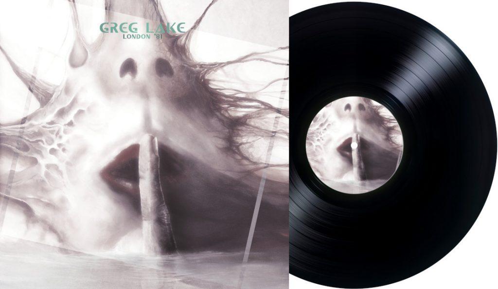 """Greg Lake – """"London 81""""<br>07. Kolovoza – 2015."""