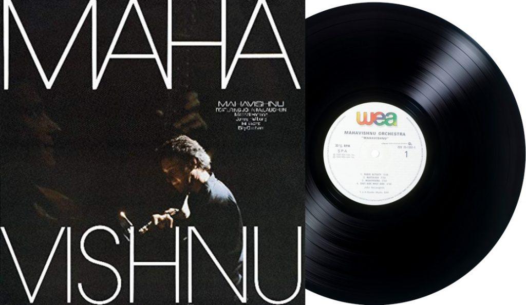 """Mahavishnu Orchestra – """"Mahavishnu""""<br>27. Kolovoza – 1984."""