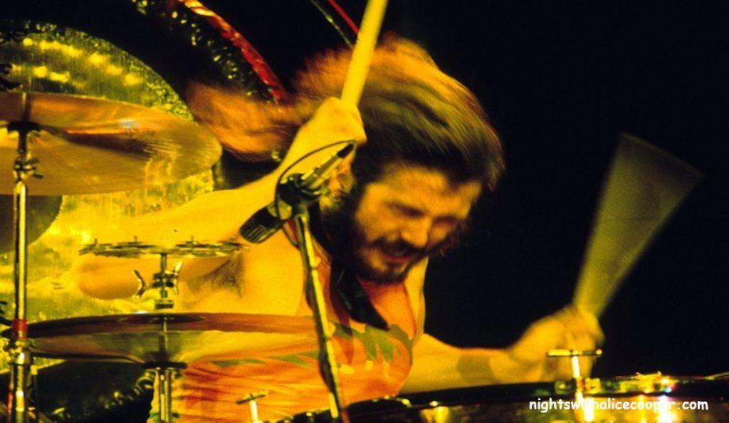 John Bonham<br>1948. – 1980.<br>25. Rujna – 1980.