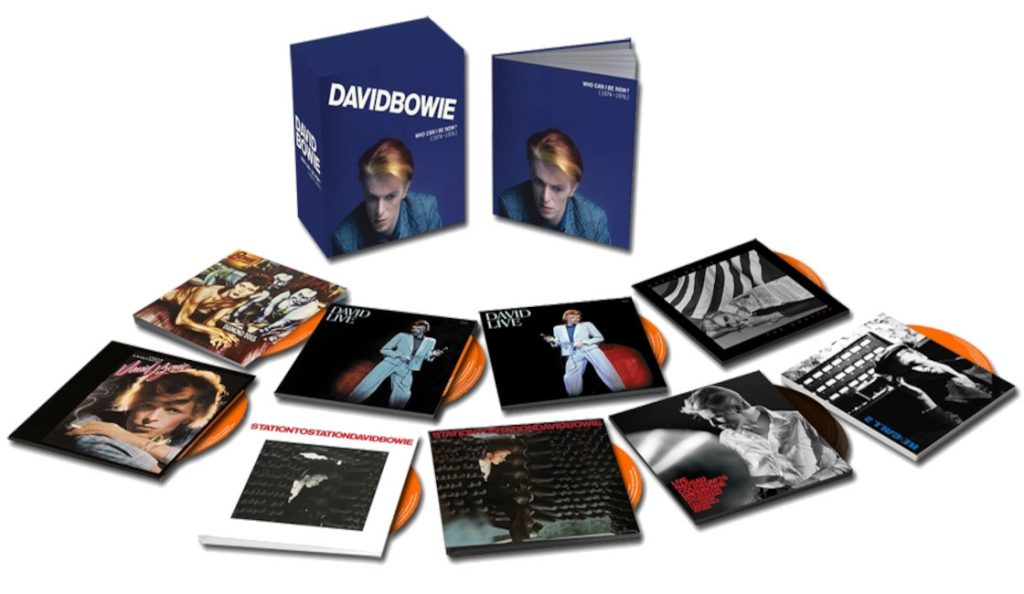 """David Bowie – """"Who Can I Be Now?""""<br>23. Rujna – 2016."""