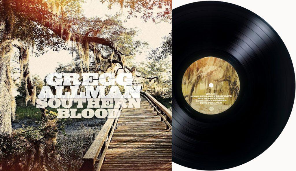 """Gregg Allman – """"Southern Blood""""<br>08. Rujna – 2017."""