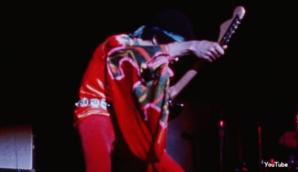 Jimi Hendrix<br>1942. – 1970.<br>18. Rujna – 1970.