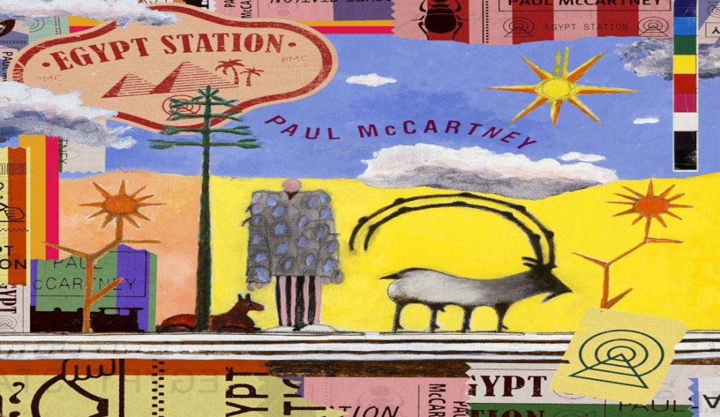 """Paul McCartney – """"Egypt Station""""<br>07. Rujna – 2017"""