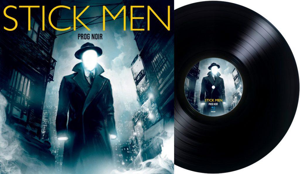 "Stick Men – ""Prog Noir""<br>30. Rujna – 2016."