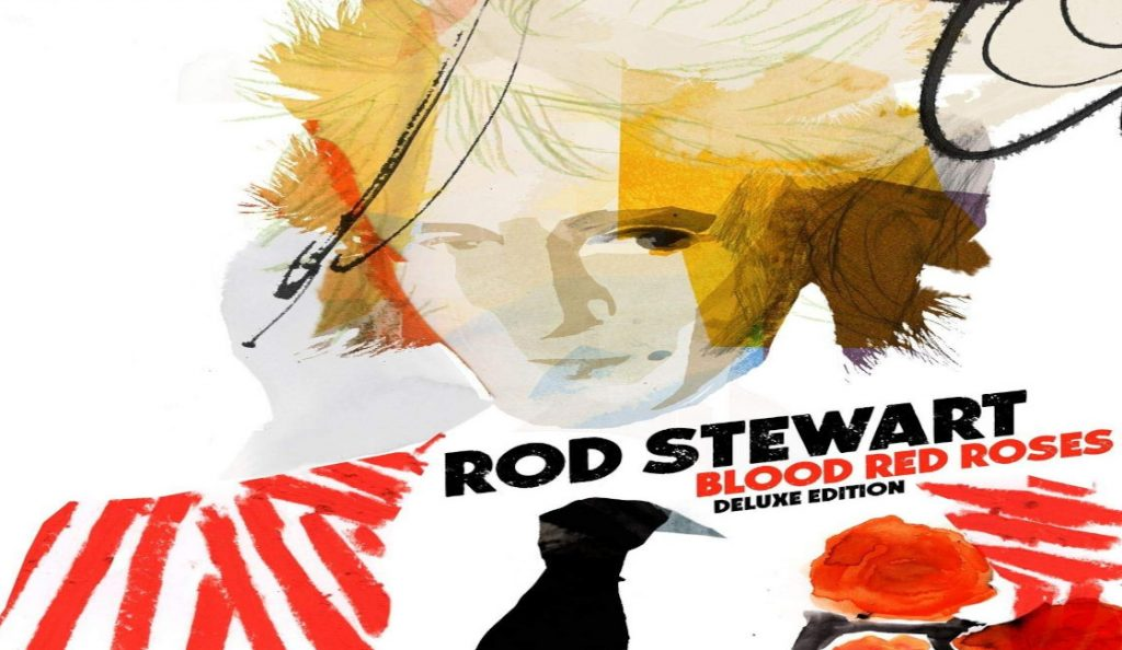 """Rod Stewart – """"Blood Red Roses""""<br>28. Rujna – 2018."""