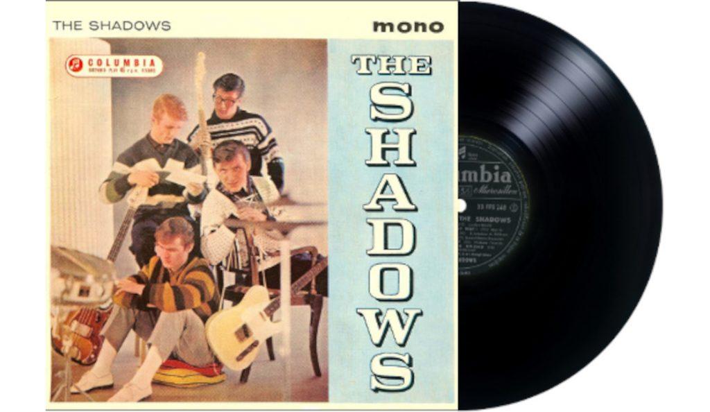 "The Shadows – ""The Shadows""<br>05. Rujna – 1961."