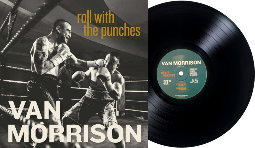 """Van Morrison – """"Roll With the Punches""""<br>22. Rujna – 2017."""