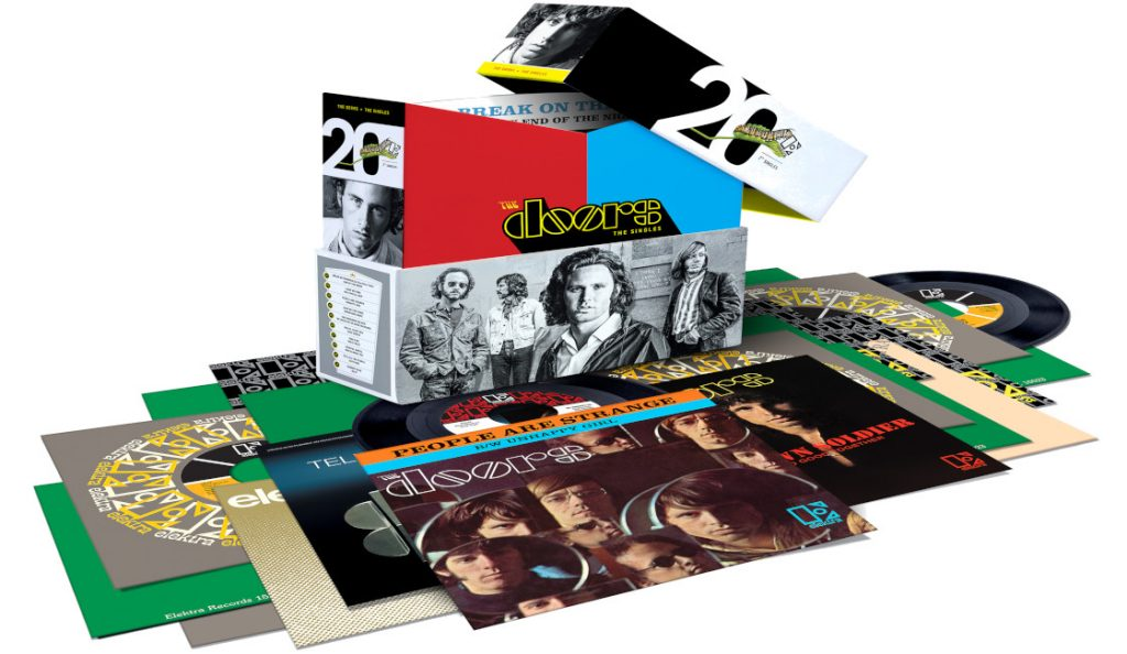 "The Doors – ""The Singles""<br>15. Rujna – 2017."