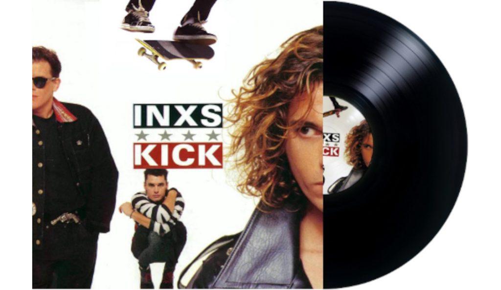 """INXS – """"Kick""""<br>19. Listopada – 1987."""