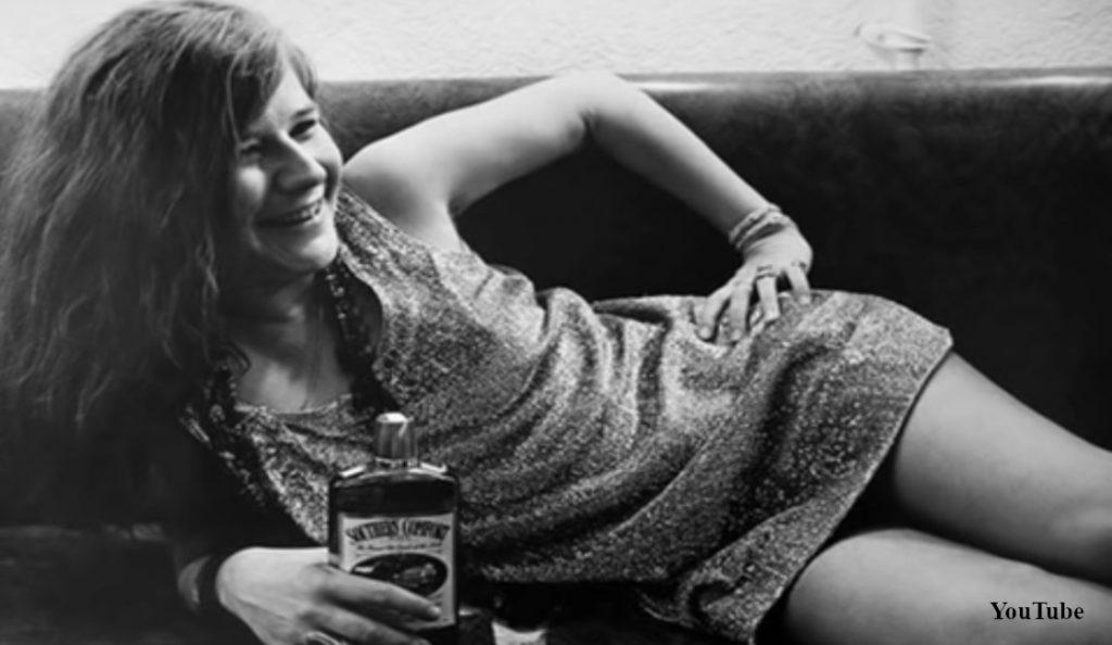 Janis Joplin<br>1943. – 1970.<br>04. Listopada – 1970.
