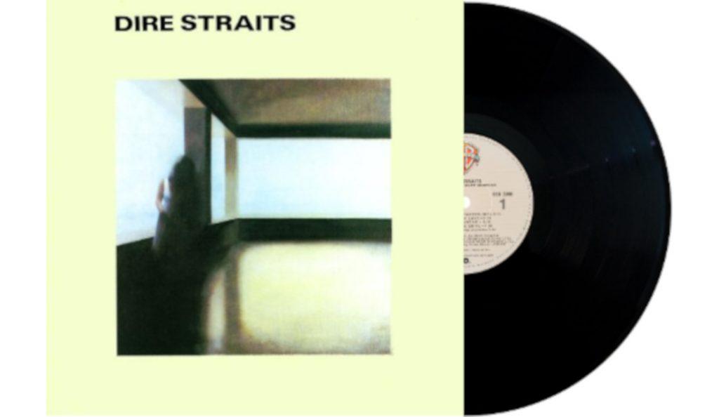 "Dire Straits – ""Dire Straits""<br>07. Listopada – 1978."